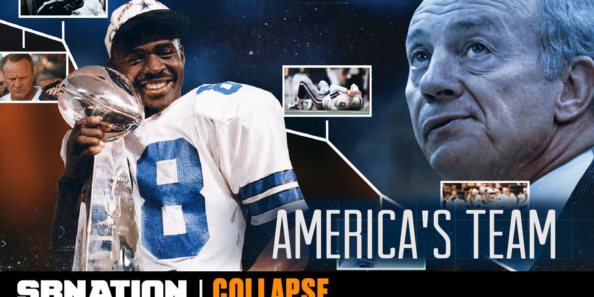 The Dallas Cowboys dynasty lived and died at the hands of Jerry Jones