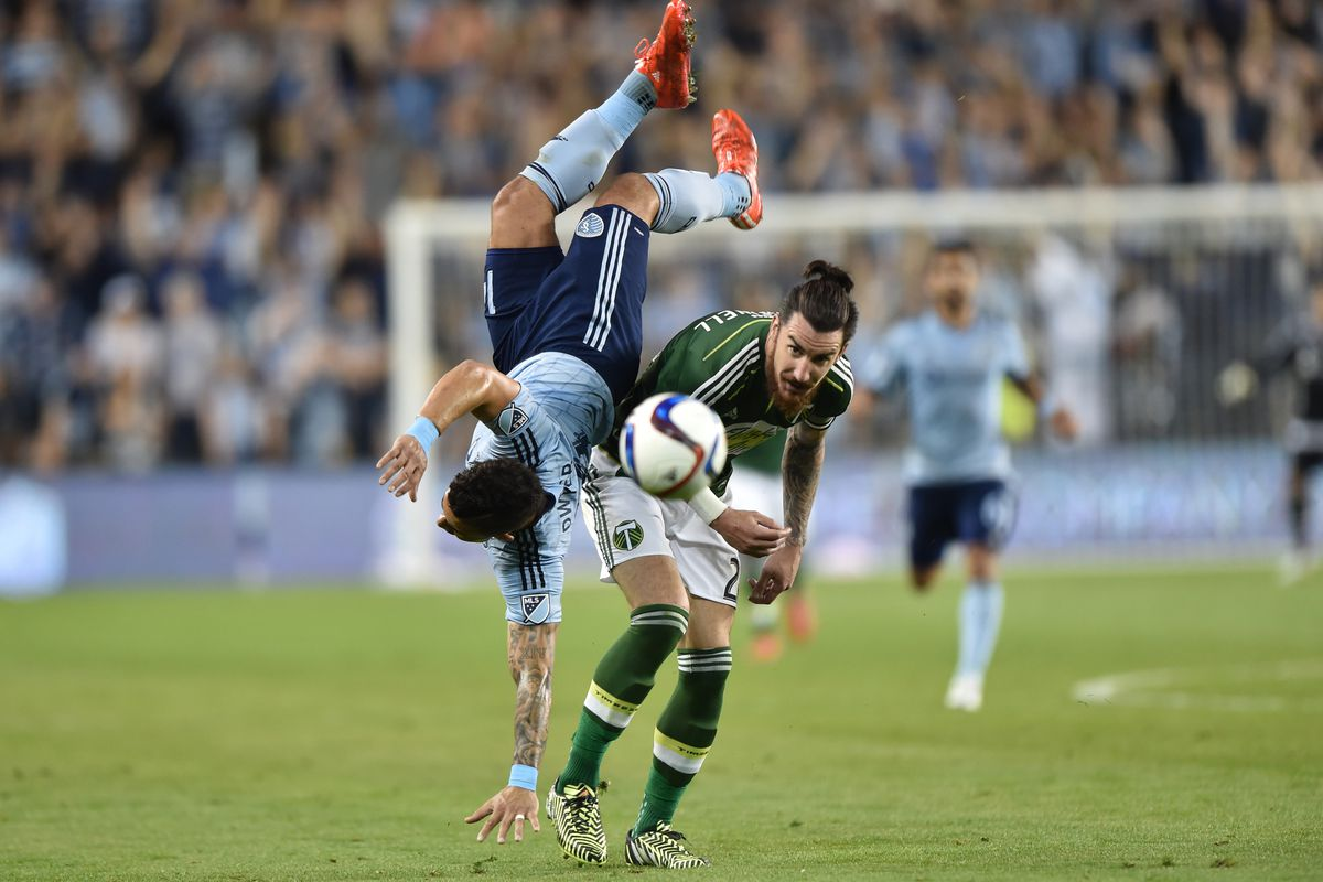 Sporting Kansas City haven't quite found their footing this season.