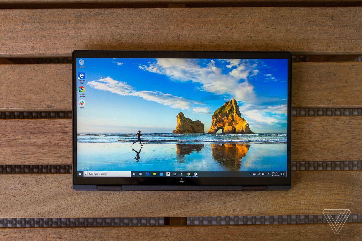 Best Cheap Laptop 2021: HP Envy x360 13