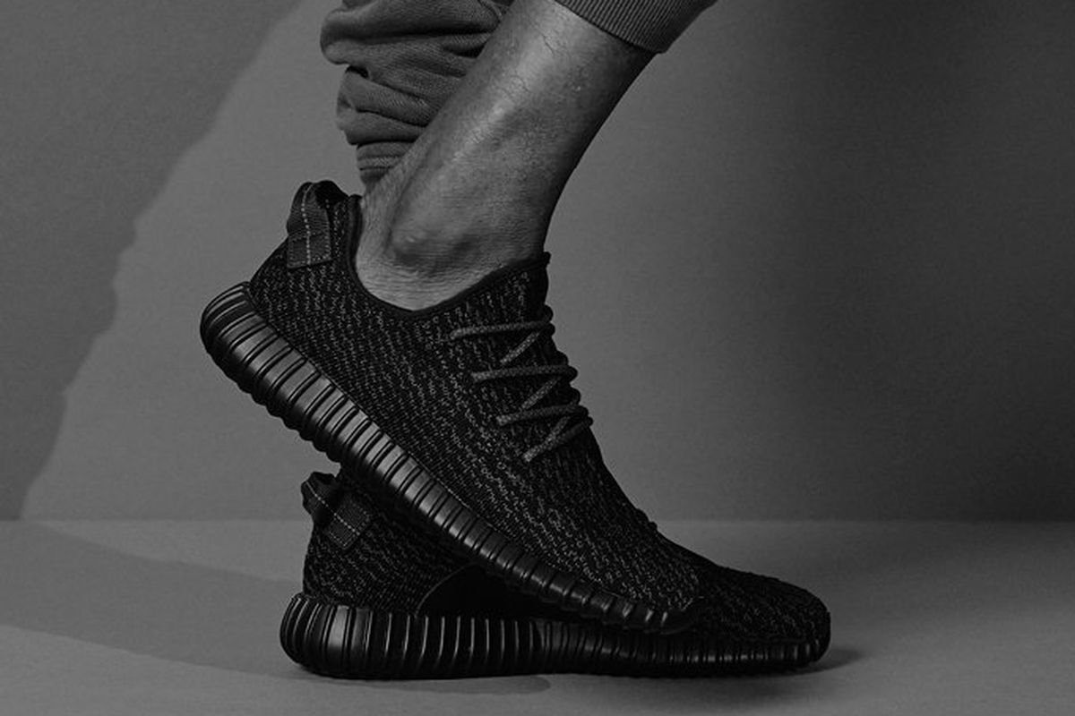 info for 65274 7199a Every Place to Buy Kanye's Black Yeezy Boosts - Racked