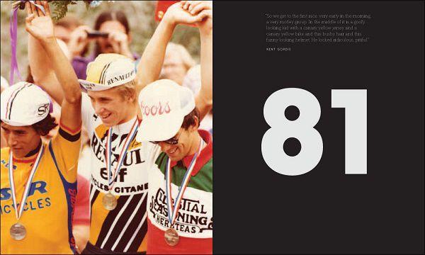 Greg LeMond - Yellow Jersey Racer, by Guy Andrews