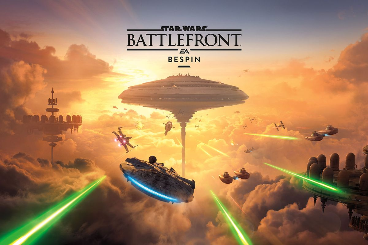 Star Wars: Battlefront's next DLC launches the week after E3