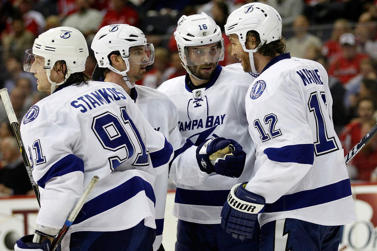 2013 14 tampa bay lightning season preview part 6 line projections