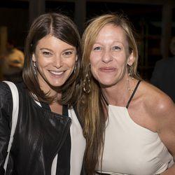 <em>Top Chef</em>'s Gail Simmons and Heather Alcott of Denver bakery Glaze. [Photo: Aubree Dallas]