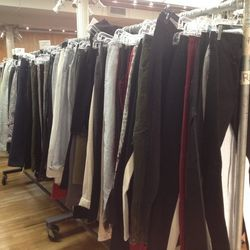 Pants from BNY, J Brand, Rag & Bone, and more, ranging from $79 to $149