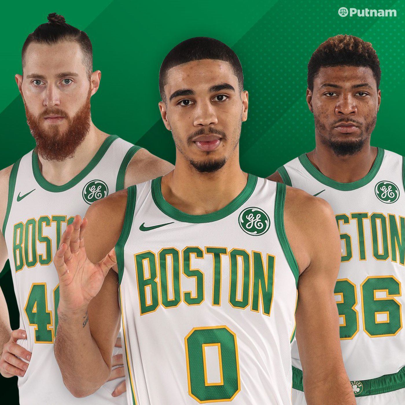 2b4568c1a Celtics to debut City Edition jerseys tonight against the Knicks -  CelticsBlog