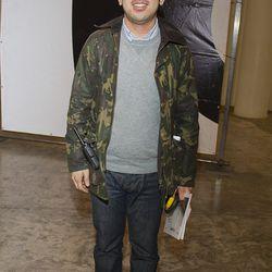 Martin Mata, Capsule show production assistant.