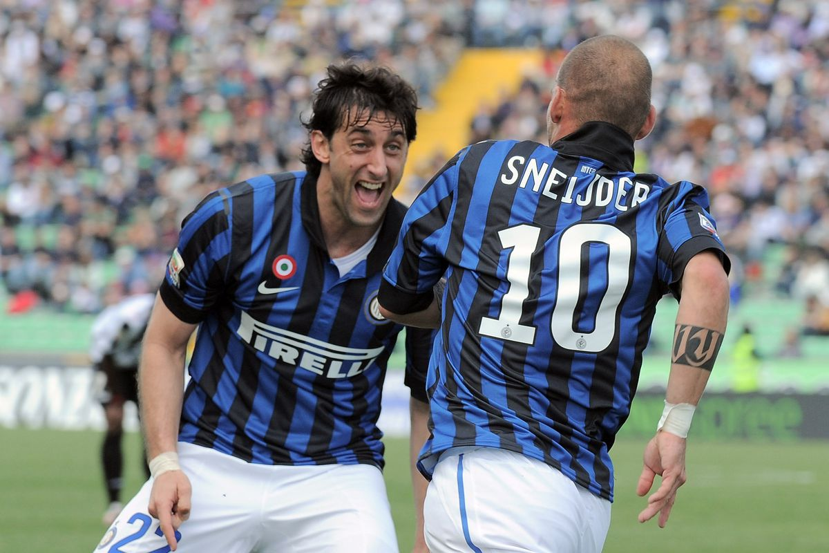 A Team Into which inter players would get into a serie a team of the