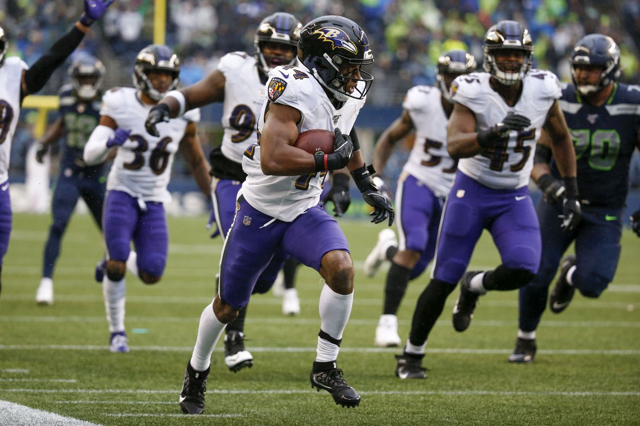 NFL Power Rankings Roundup: Ravens Ascending After Victory Over Seahawks