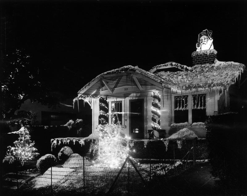 Boyle Heights Christmas House