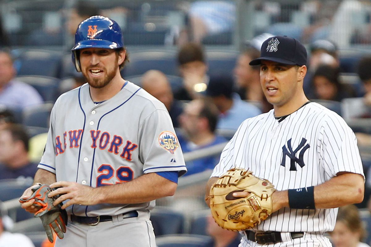 The Mets and Yankees meet again in the latest edition of the Subway Series. Credit: Debby Wong-US PRESSWIRE