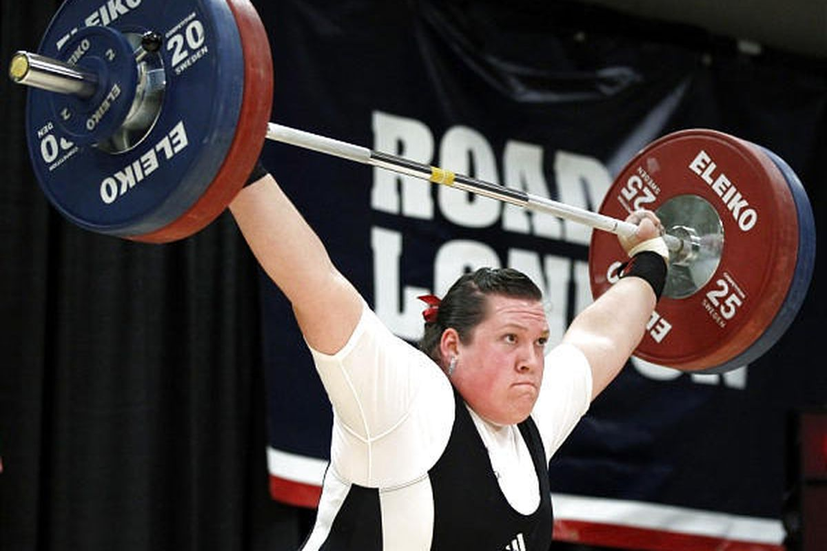 Sarah Robles, who is Mormon, is one of several LDS athletes competing in London.
