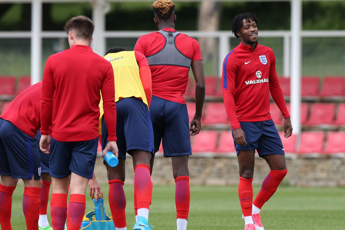 Tammy Abraham praised after England Under-21s beat Slovakia 2-1