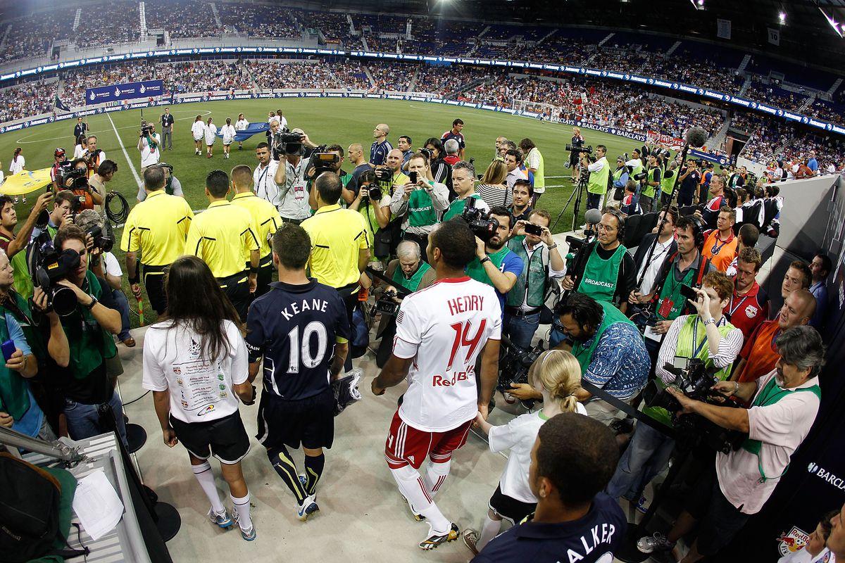 Tottenham Hotspur v New York Red Bulls