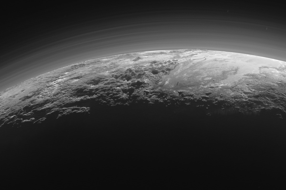 Kerberos Moon Of Plluto: Pluto May Have Two Ice Volcanoes Near Its South Pole