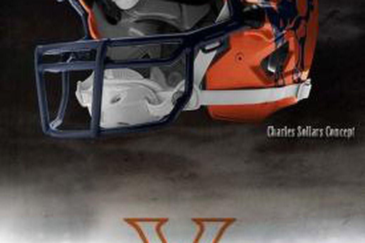 UVA Nike Pro Combat Concept Helmets, by Charles Sollars