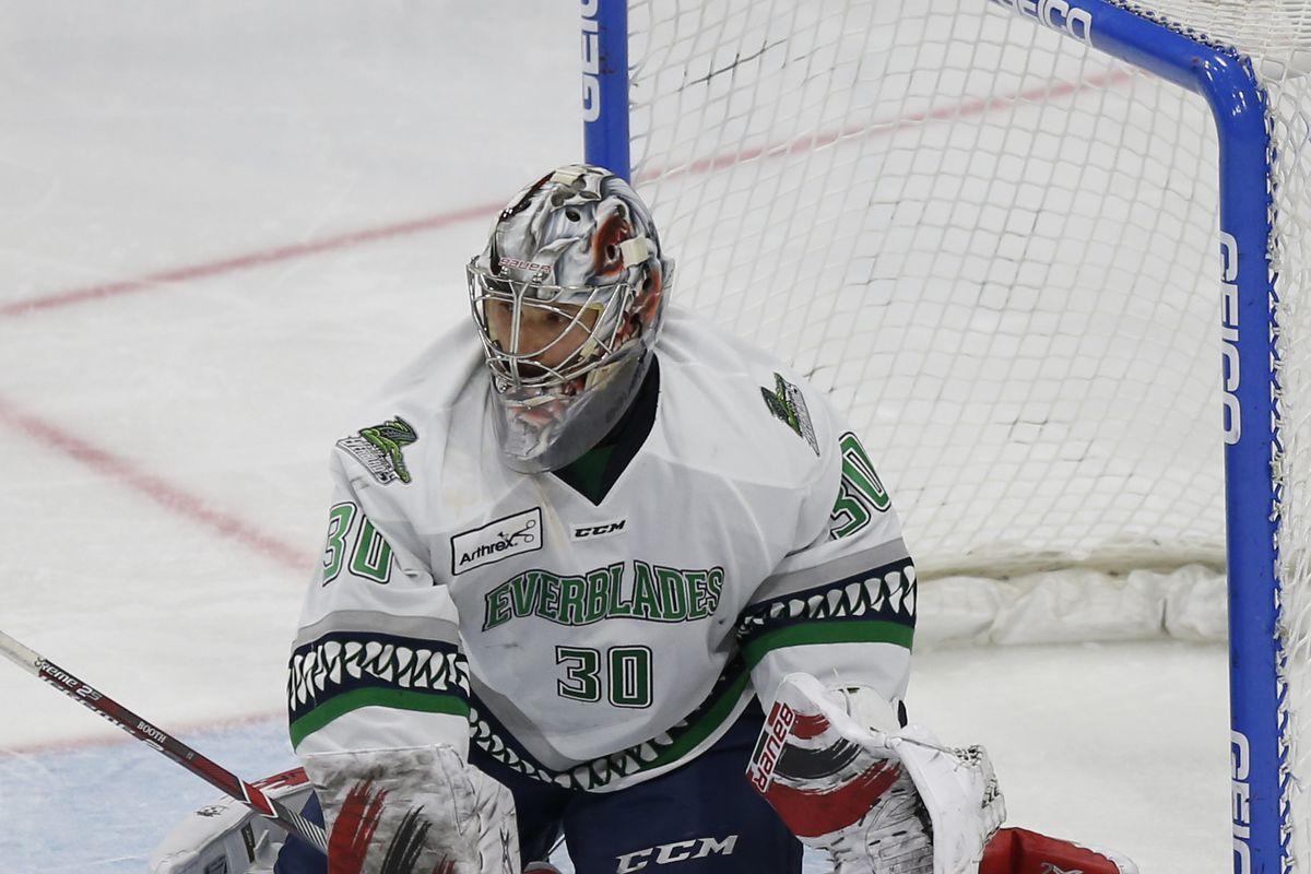 ECHL: APR 20 Kelly Cup Playoffs - Florida Everblades at Jacksonville Icemen