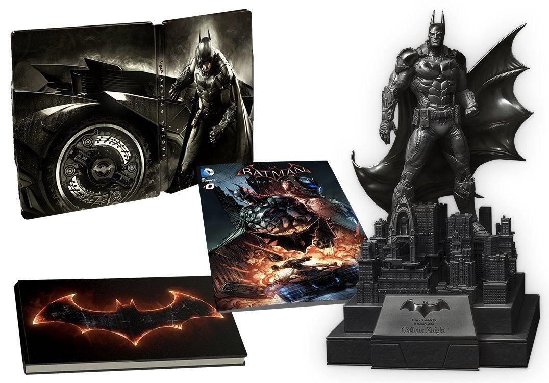Batman Arkham Knight spoilers?