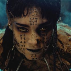 """Sofia Boutella as Ahmanet in a spectacular, all-new cinematic version of the legend that has fascinated cultures all over the world since the dawn of civilization: """"The Mummy."""" From the sweeping sands of the Middle East through hidden labyrinths under modern-day London, """"The Mummy"""" brings a surprising intensity and balance of wonder and thrills in an imaginative new take that ushers in a new world of gods and monsters."""