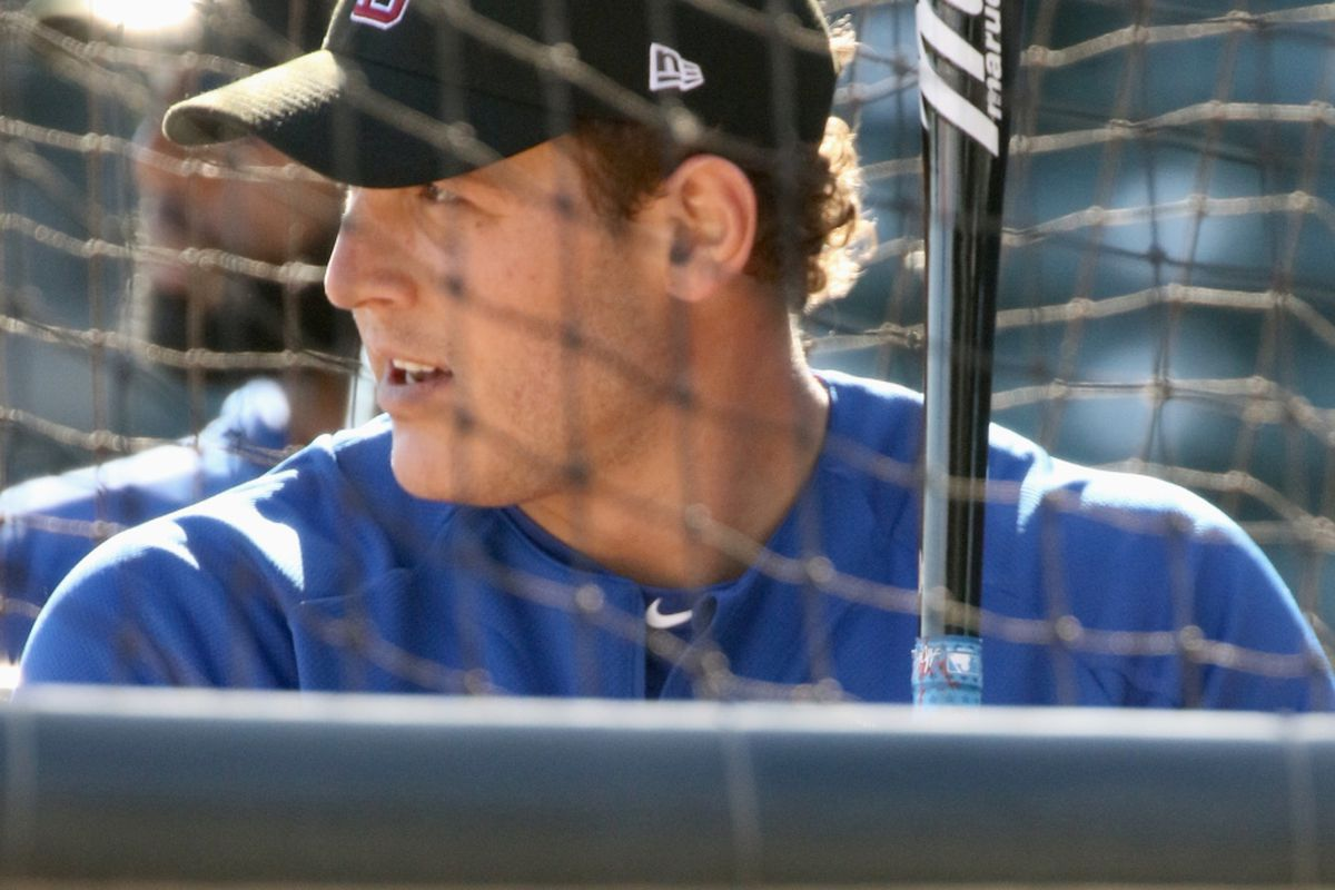 3261e5c48d3966 Anthony Rizzo on Cubs, MLB wearing hats to honor Florida school shooting  victims