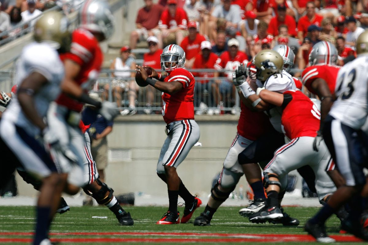 JT Barrett could end up replacing Braxton Miller