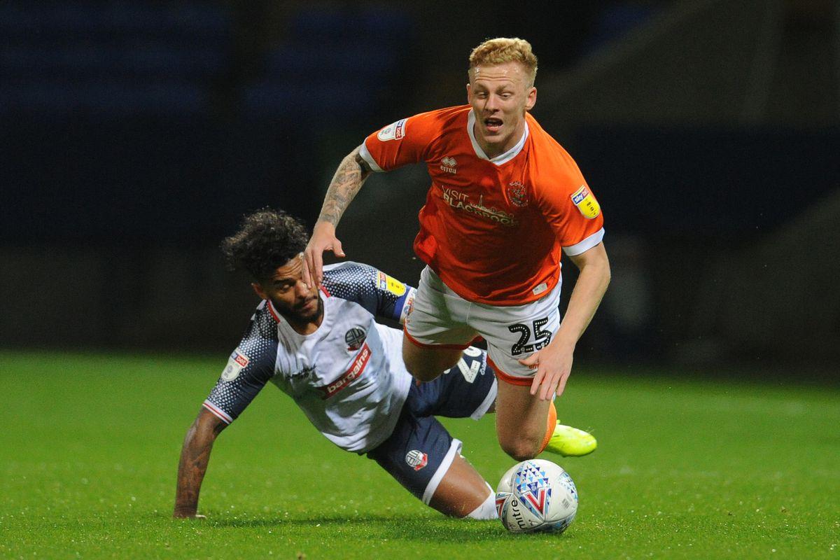 Bolton Wanderers v Blackpool - Sky Bet League One