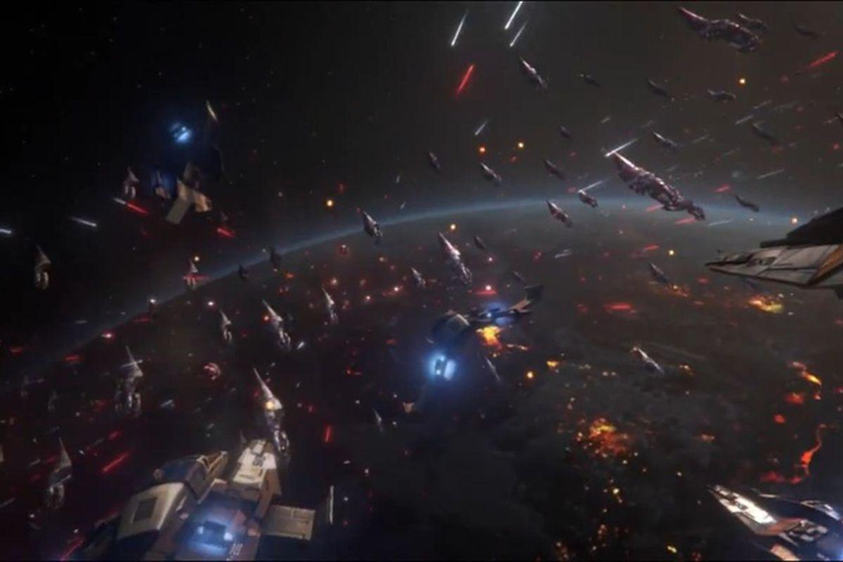 mass effect fleet
