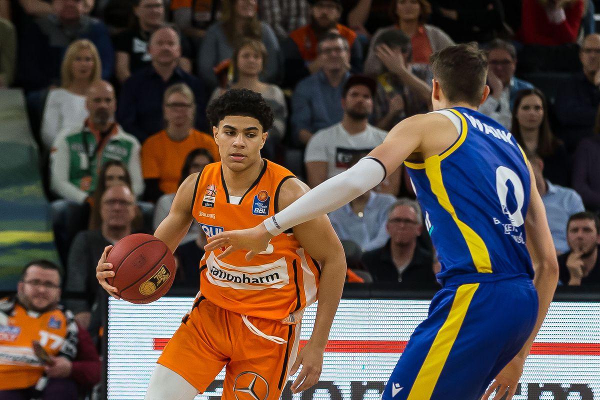 Ratiopharm Ulm v Basketball Loewen Braunschweig - EasyCredit Basketball Bundesliga