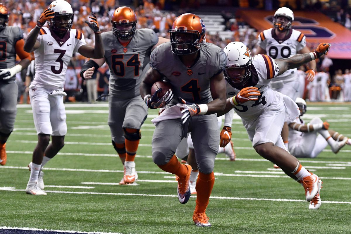 Way Too Early Syracuse Offensive Depth Chart Projections For 2017