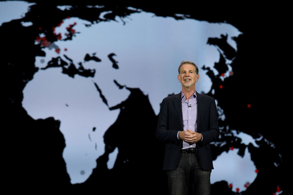 Netflix has no plans to compete with Hulu, YouTube by
