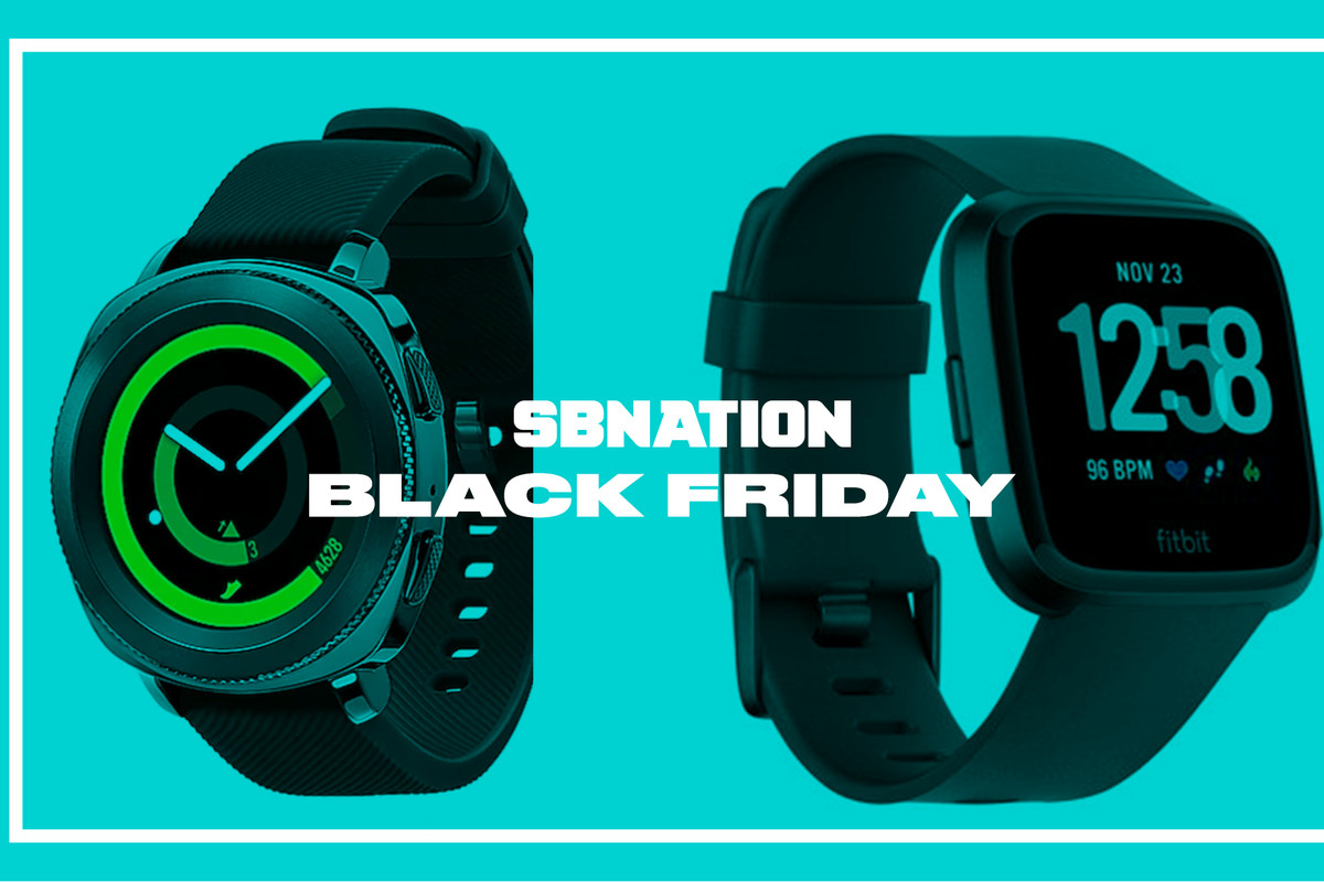 Black Friday 2018 Save On Apple Watches Fitbits Fitness Trackers Fitbit Ionic Adidas Amazon
