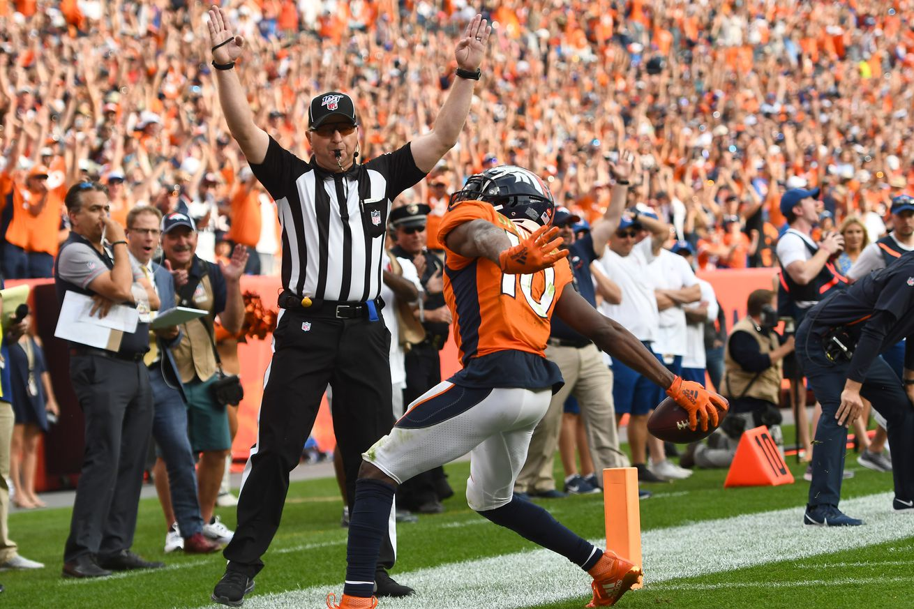 Broncos lost, but positive change is coming in Denver