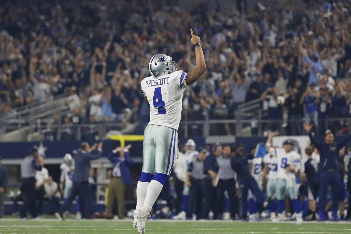 A Lesson From Baseball  Why Dak Prescott Is The NFL s MVP - Blogging ... 0e2e5cb0d