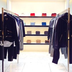 """A peek at the <a href=""""http://www.thekooples.com/en/man-1/all-clothing.html"""">Sport collection</a>."""