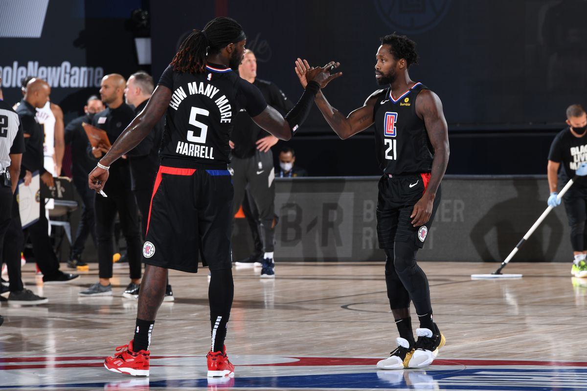 Denver Nuggets v LA Clippers - Game One