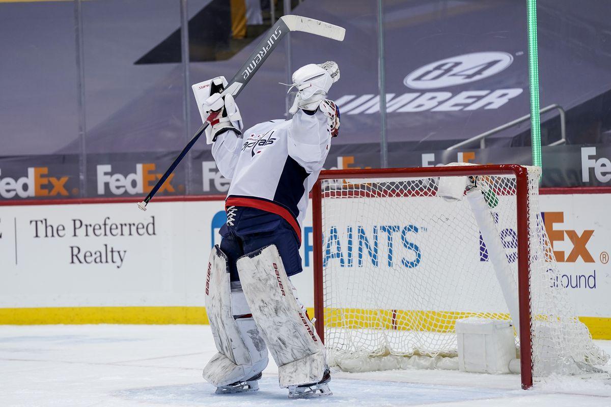 NHL: FEB 16 Capitals at Penguins