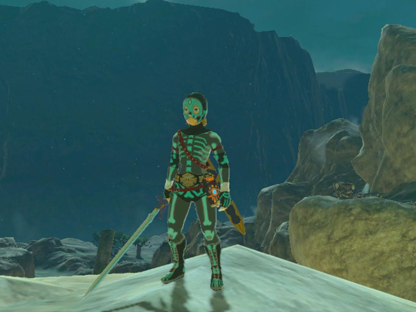 Breath Of The Wild Dark Link >> Zelda Breath Of The Wild Guide How To Find And Upgrade The Radiant