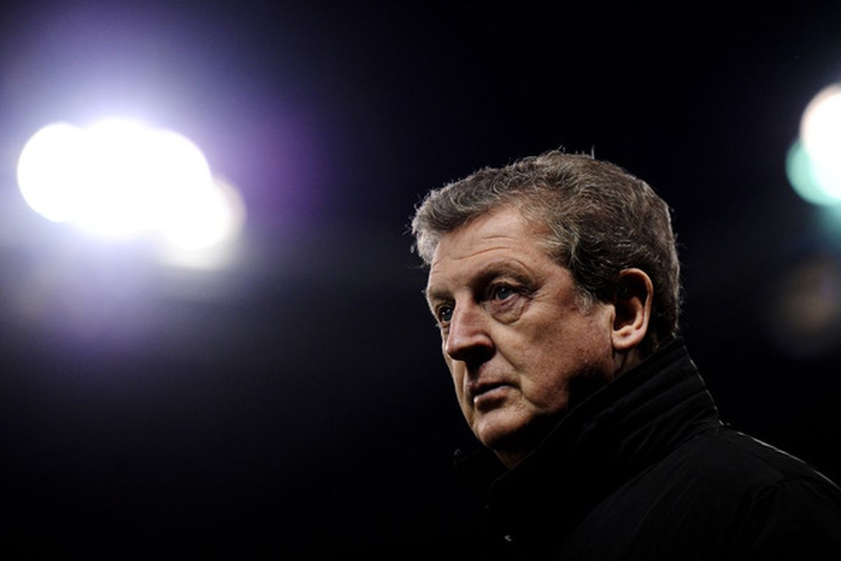 Roy Hodgson's Fulham side looked in grave danger of relegation following Sunderland's successful trip to the capital in 2008..  (Photo by Laurence Griffiths/Getty Images)