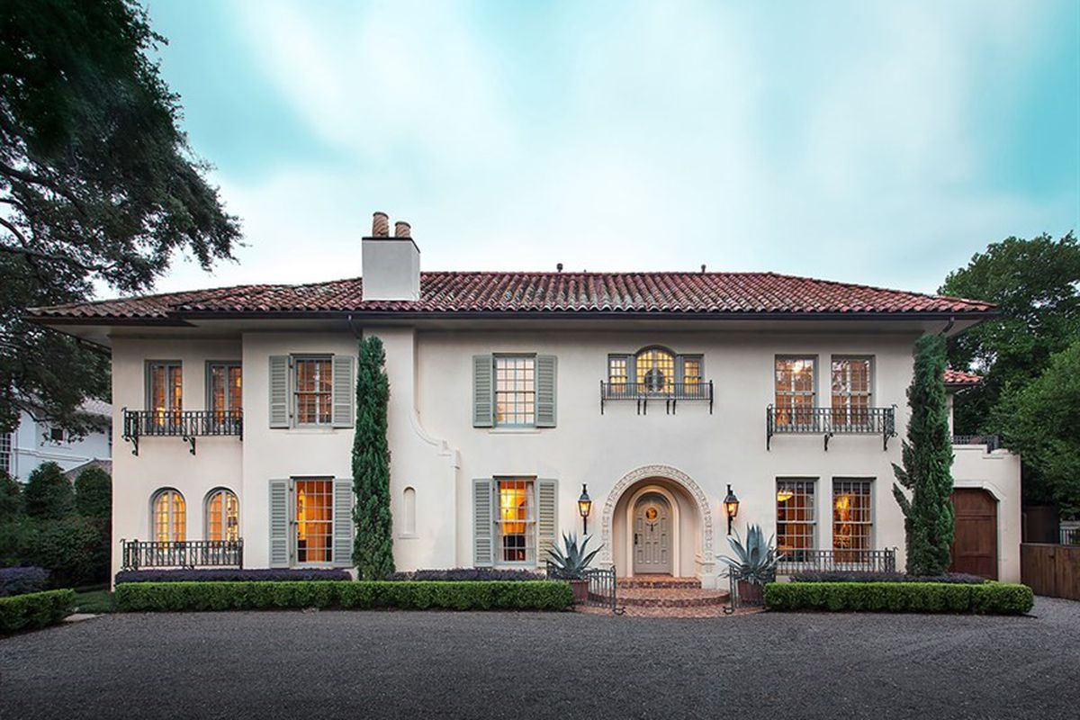 Lance Armstrongs Austin Home Is On The Market For 75m Curbed Austin