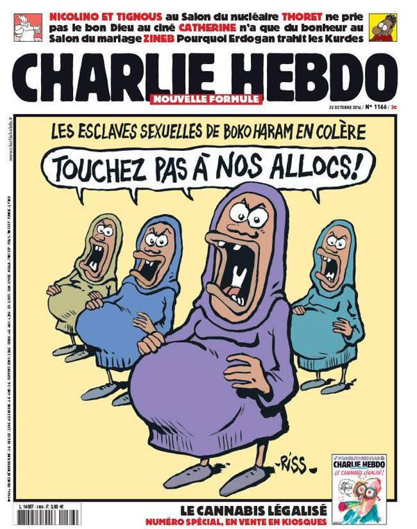 What Everyone Gets Wrong About Charlie Hebdo And Racism Vox - 24 powerful cartoon responses charlie hebdo shooting