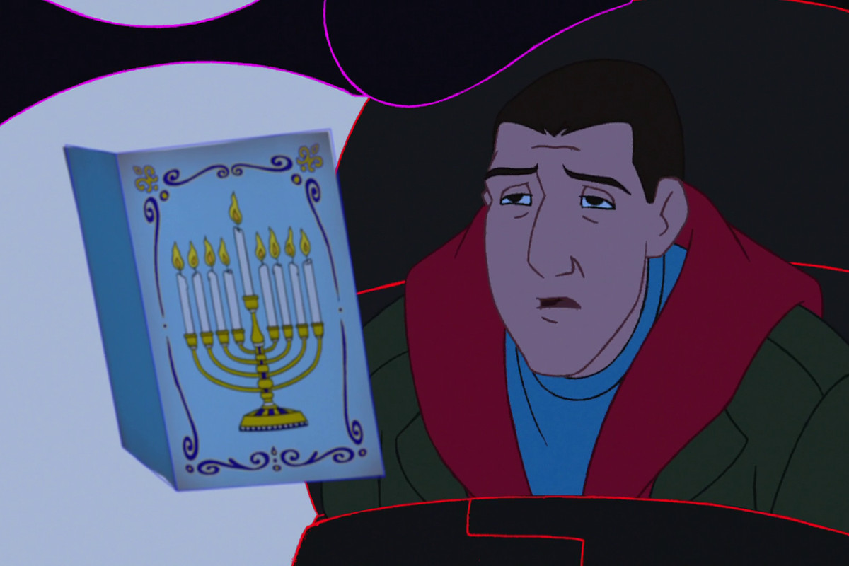Why Are There So Few Hanukkah Movies Vox
