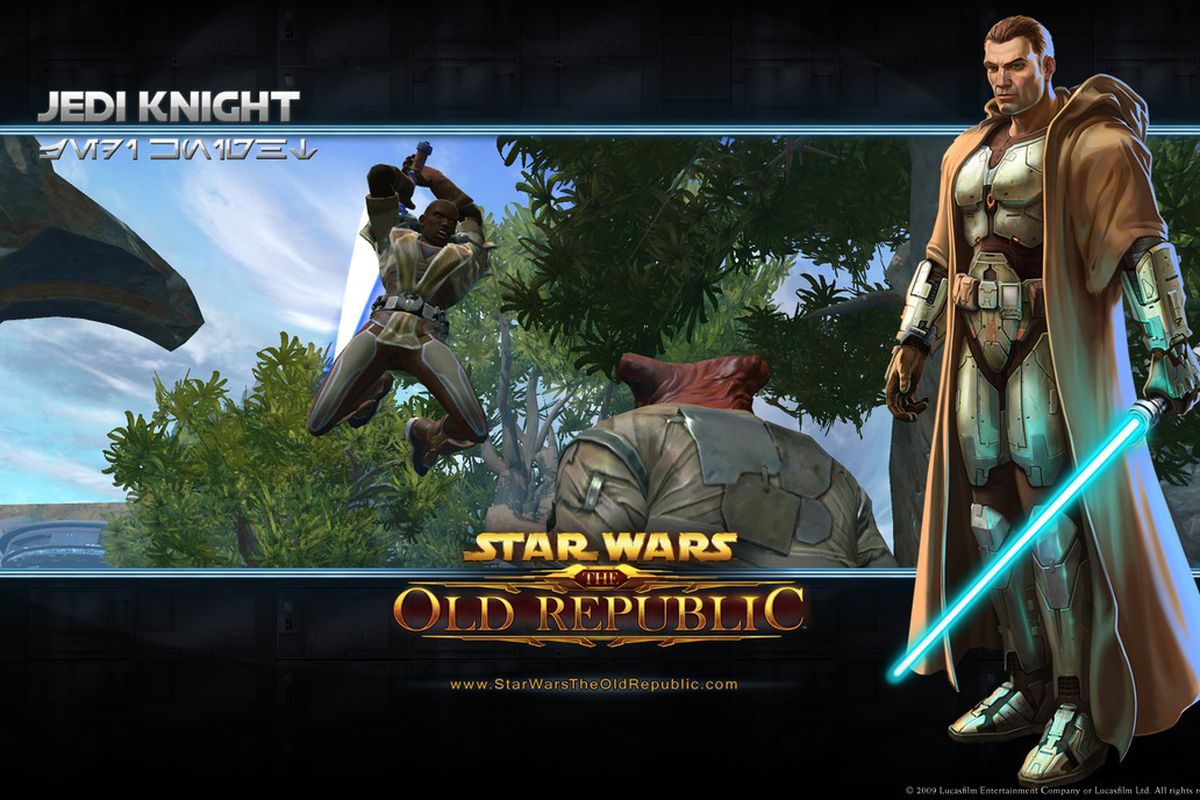 star wars: the old republic' racks up one million mmo users in two