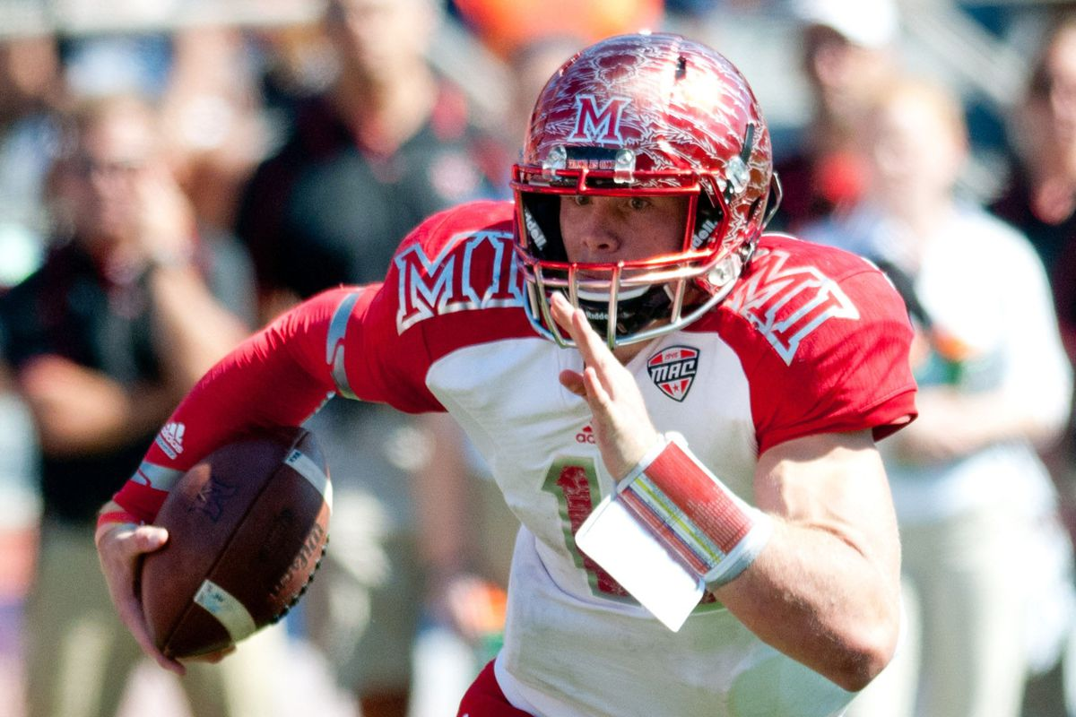 5ad2ef1cb The big 2014 Miami (Ohio) football preview: RedHawks looking for a little  hope
