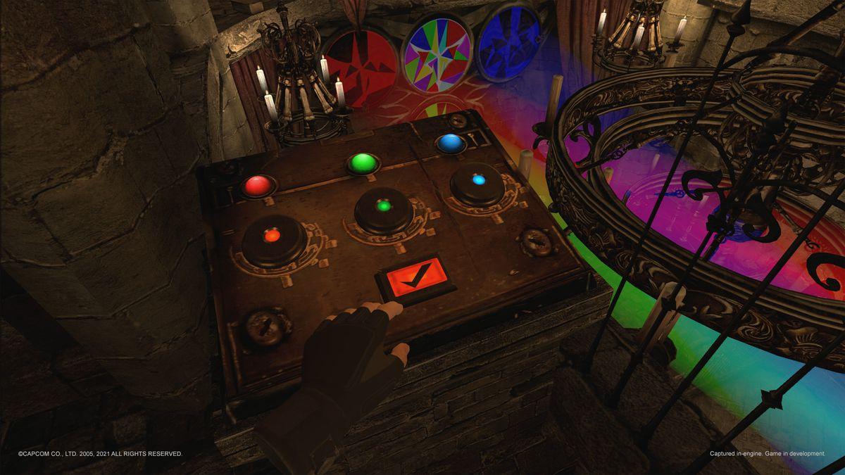 Resident Evil 4 VR Screenshot