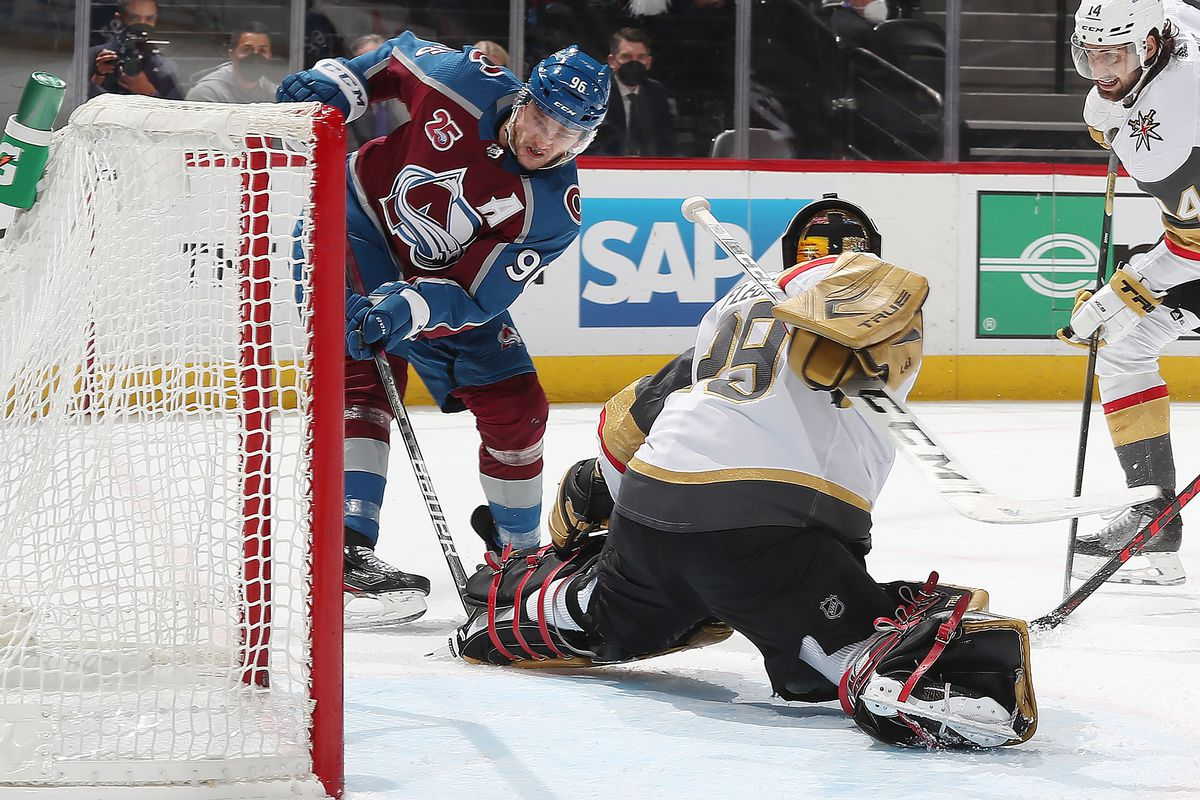 Vegas Golden Knights v Colorado Avalanche - Game Two