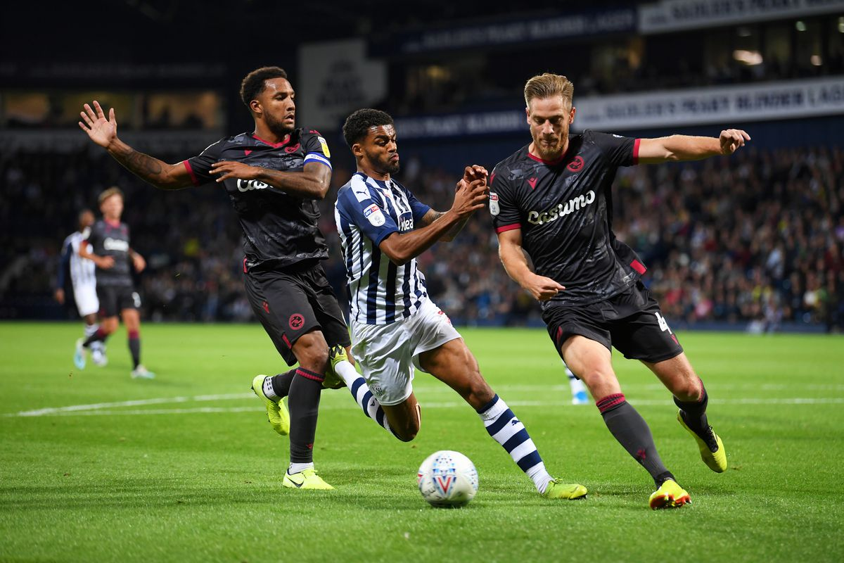 West Bromwich Albion v Reading - Sky Bet Championship