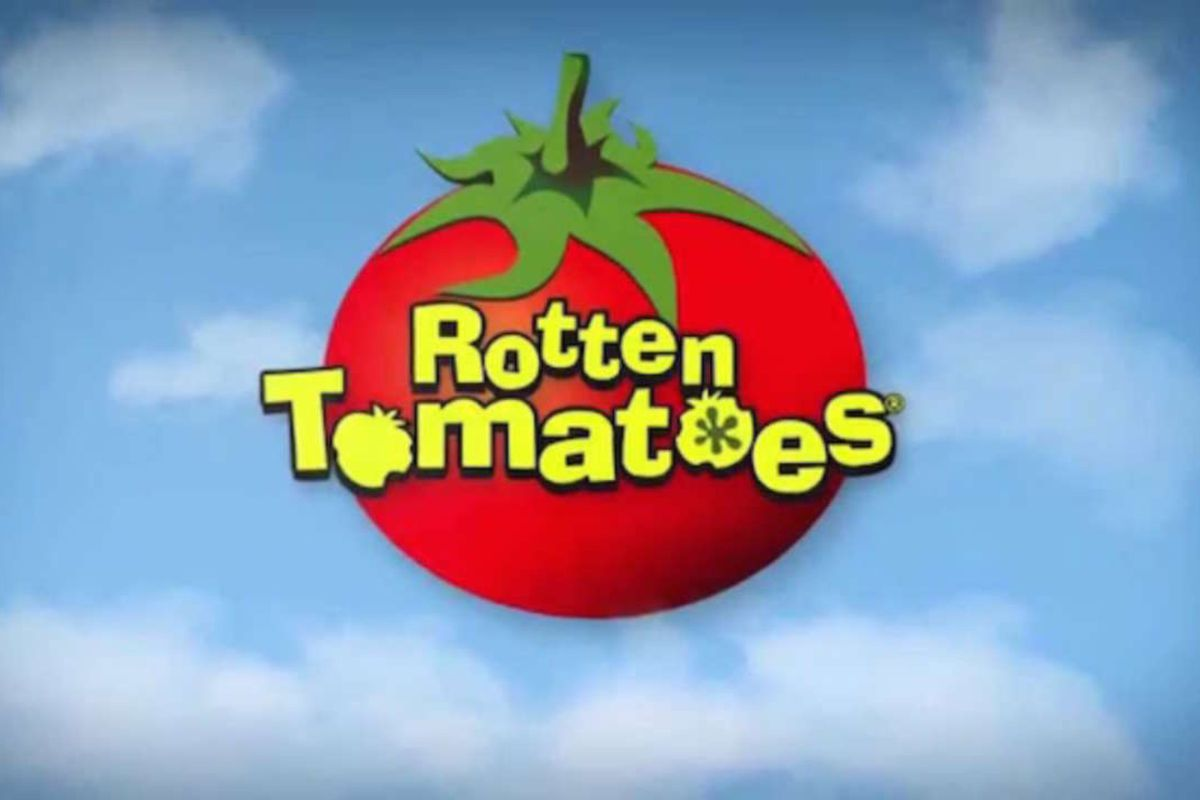 An image of Rotten Tomatoes' logo