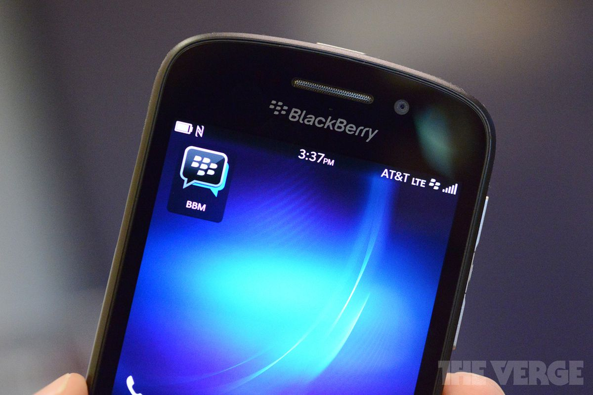 BlackBerry Messenger dies today, but it'll never truly be