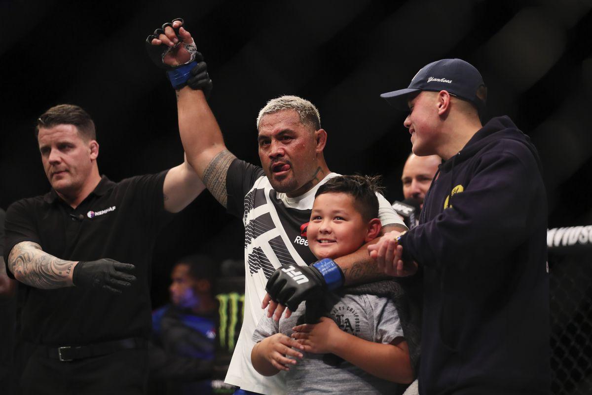 MMA: UFC Fight Night-Auckland Lewis vs Hunt