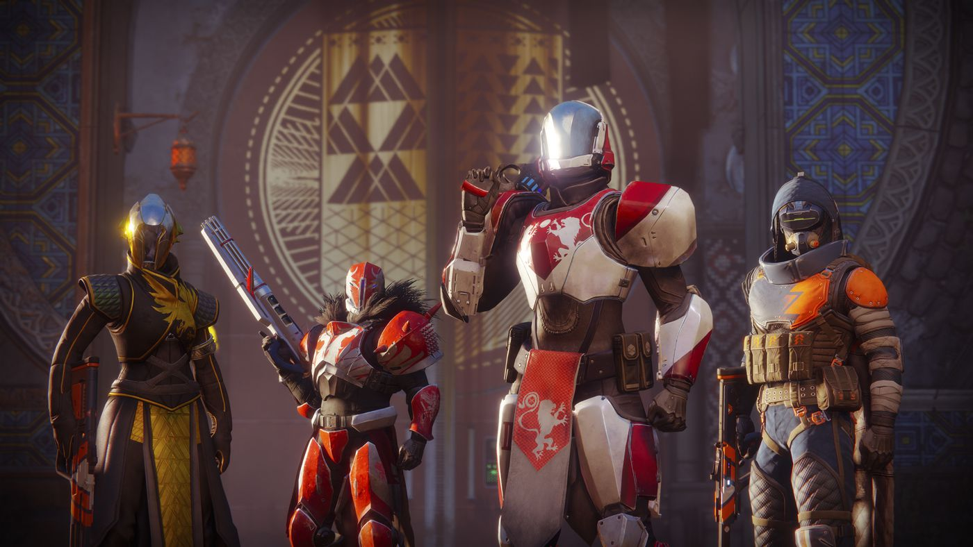 Destiny 2 feels familiar, which is both good and bad - Polygon